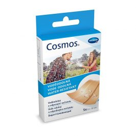 Cosmos Cosmos Voděodolná náplast 5 velikostí 20 ks