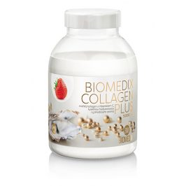 Biomedix Biomedix Collagen Plus 400 g - jahoda