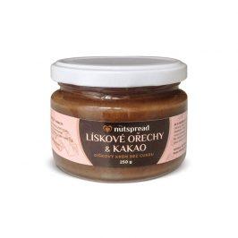 Nutspread Lískooříškové máslo s kakaem Nutspread 250 g