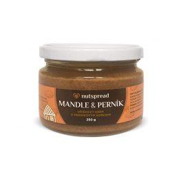 Nutspread Mandlové máslo s perníkem Nutspread 250 g