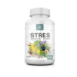 Allnature Stres bylinný extrakt 60 pastilek
