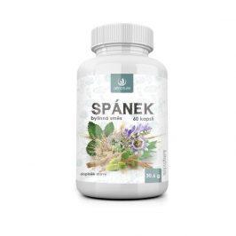 Allnature Spánek bylinný extrakt 60 pastilek