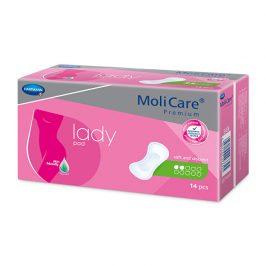 MoliCare MoliCare® Lady 2 kapky savost 300 ml 14 ks