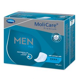 MoliCare MoliCare® Men 4kapky savost 546 ml 14 ks