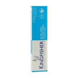 Kingfisher Zubní pasta Kingfisher Aloe, Tea tree & Fenykl 100 ml