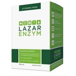 LazarEnzym LazarEnzym 75 tablet