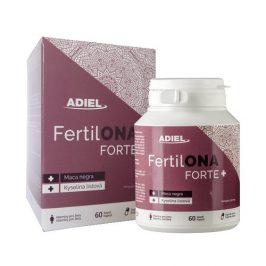 Adiel FertilONA forte PLUS vitamíny pro ženy 60 kapslí