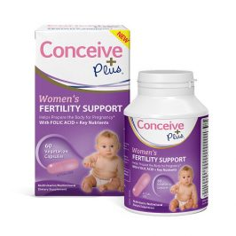 Adiel Conceive Plus Women´s Fertility Support – plodnost ženy 60 kapslí