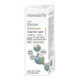 OVONEX s.r.o. Liquid Zincum/Selenium 100 ml