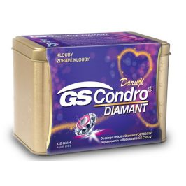 GS Condro Diamant 120 tablet dárek 2019