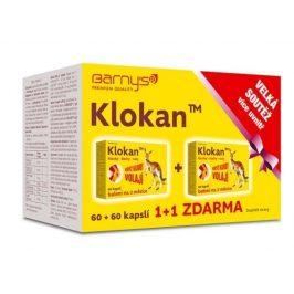 Barny´s Barny`s Klokan 60 + 60 tablet ZDARMA