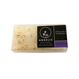 Angelic Angelic Mýdlový fondant Levandule 200 g