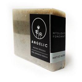 Angelic Angelic Mýdlový fondant Mrtvé moře 105 g