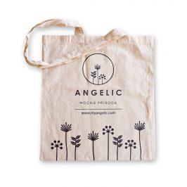 Angelic Angelic Bavlněná nákupní taška