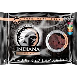 Indiana Indiana Jerky pork (vepřové) Original 100 g