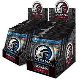 Indiana Indiana Jerky tuna (tuňák) Original 300 g - display