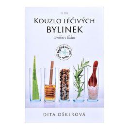 Knihy Kouzlo léčivých bylinek II. - Tvoříme s láskou