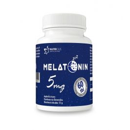 Nutricius Melatonin 5 mg 60 tablet