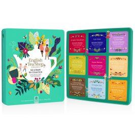English Tea Shop Prémiová plechová kazeta 72 nál. sáčků