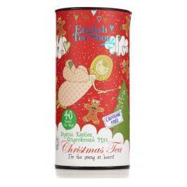 English Tea Shop Dětský čaj, perníček, 40 sáčků, kanystr