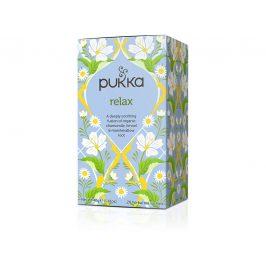 PUKKA Bio čaj Relaxační vyrovnání Váty 20x2g