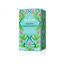 PUKKA Bio čaj Mint Refresh osvěžující vyrovnání Pitty 20x2g