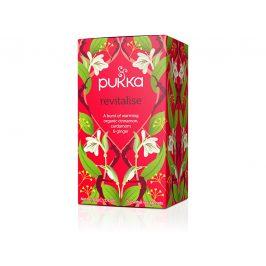 PUKKA Bio čaj Revitalizační vyrovnání Kaphy 20x2g