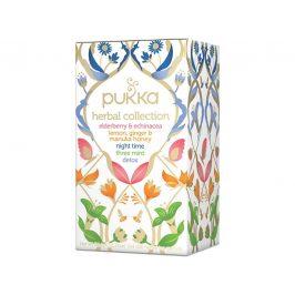 PUKKA Bio čaj Herbal Collections 20 x 1, 7 g