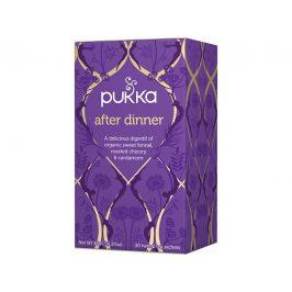 PUKKA Bio čaj After dinner Zažívací 20 x 1,8 g