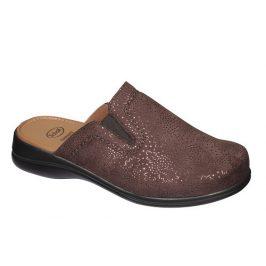Scholl Zdravotní obuv NEW TOFEE BROWN 40