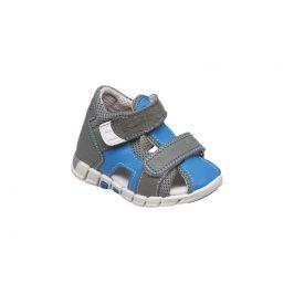 SANTÉ Zdravotní obuv dětská N/810/401/S16/S85 modrá 21