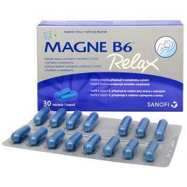 Phoenix Magne B6 Relax 30 tobolek - SLEVA - poškozená krabička