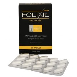 Simply You Folixil Plus pro muže 60 + 30 tablet