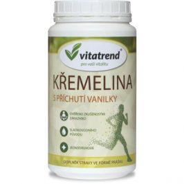 Vitatrend Křemelina Vitatrend 300 g s příchutí vanilky