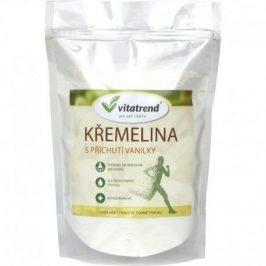 Vitatrend Křemelina Vitatrend 500 g s příchutí vanilky