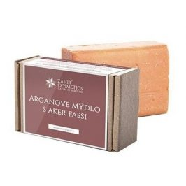 Záhir cosmetics s.r.o. Arganové mýdlo s Aker fassi 75 g