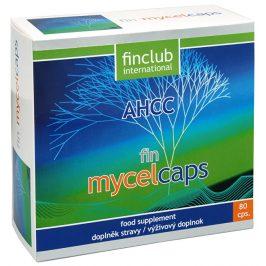 Finclub Fin Mycelcaps 80 kapslí