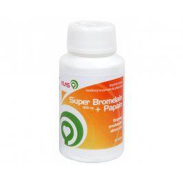 Klas Super Bromelain 500 mg + Papain 90 tbl.