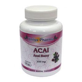 Unios Pharma Acai berry 350 mg 90 kapslí