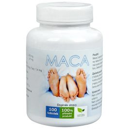 Natural Medicaments Maca 100 tob.