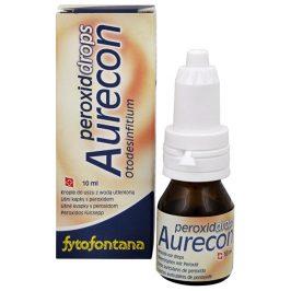 Fytofontana Aurecon ušní kapky s peroxidem 10 ml