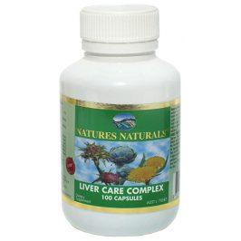 Australian Remedy Liver Care Complex - výtažek z bylin 100 kapslí