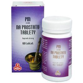 PM Elixír na prostatu 60 tablet