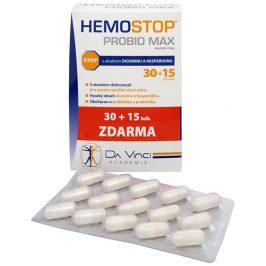 Simply You HemoStop ProBio Max 30 tob. + 15 tob. ZDARMA