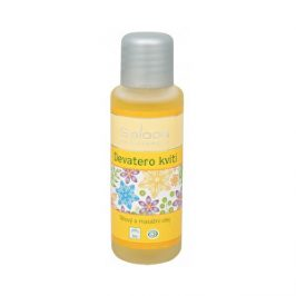 Saloos Bio tělový a masážní olej - Devatero kvítí 50 ml