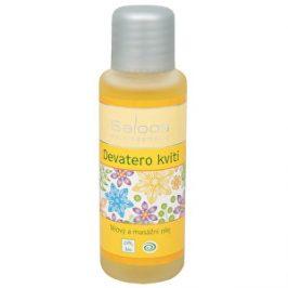Saloos Bio tělový a masážní olej - Devatero kvítí 500 ml