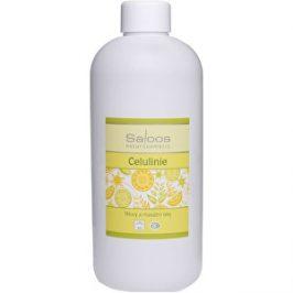 Saloos Bio tělový a masážní olej - Celulinie 500 ml