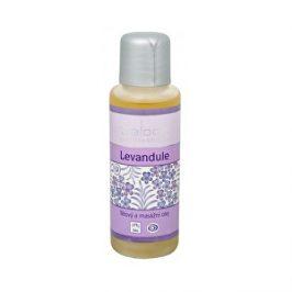 Saloos Bio tělový a masážní olej - Levandule 50 ml