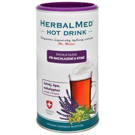 HerbalMed HotDrink Dr.Weiss nachl. rýma +vit.C 180g