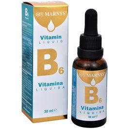 Marnys Tekutý vitamín B6 30 ml